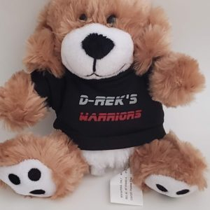 D-Rek's Support Dog Plush (Warrior)