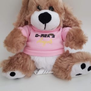 D-Rek's Support Dog Plush (Angel)